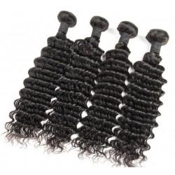 Human Hair Deep Wave haarweave