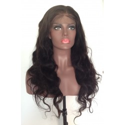 Full Lace Wig Body Wave Human Hair